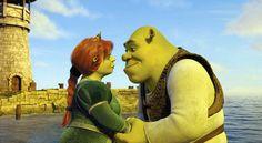 Photo of Fiona & Shrek for fans of Movie Couples 1071618 Dreamworks Animation, Dreamworks Studios, Animation Movies, Kid Movies, Cartoon Movies, Disney Movies, Movie Couples, Famous Couples, Disney Couples