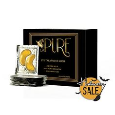 LA PURE 24K Gold Eye Treatment Mask, (Pack of 15) LA PURE https://www.amazon.com/dp/B016OVYT3W/ref=cm_sw_r_pi_dp_x_HeveybRY8H1SJ