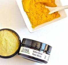 Bright Faces-Skin Brightening Clay Face Mask with Turmeric and Honey for Extra Glow
