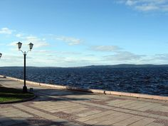 * Lago Onega *  2º maior Lago da Europa em Extensão. Carélia, Rússia.