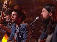 Live On Letterman - The Avett Brothers: Jordan Is A Hard Road To Travel - YouTube