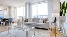 1750 Bayview Avenue, PH #1, Toronto Penthouse Suite, Ph, Toronto, Real Estate, Couch, Furniture, Home Decor, Settee, Decoration Home