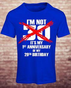 Im not 30