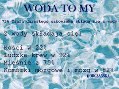 Woda to my