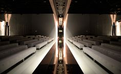 Catwalk tour: the top S/S 2014 women's fashion week venues | Fashion | Wallpaper* Magazine