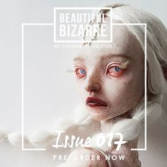 PRE-ORDER BEAUTIFUL BIZARRE ISSUE 017 & GET 17% OFF COVER PRICE! Be one of the 1st to get the brand new issue of Beautiful Bizarre Magazine  pay only US$29 for a very limited time! Featured Artists: @marsproject [cover artist] @edithlebeau @mynameistran @emilie.steele @agostinoarrivabeneart @matt_r_martin @glenn_arthur_art @nonalimmen @ingrid_baars @melaniedelon. Just PURCHASE ONLINE no later than12PM (AEDT) 18 May & SAVE! Pre-order here  via the active link in our bio!  via BEAUTIFUL…