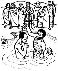 Marcos 1,1-8