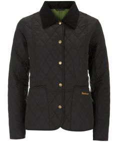 Barbour  Black Summer Liddesdale Quilted Jacket, Barbour  £85.00  This Barbour signature Summer Liddesdale jacket is tailored from the shoulder through the body for a flattering fit.