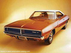Dodge Charger 383 V-8 2-bbl. TorqueFlite (1969)
