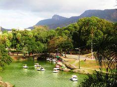 Quinta da Boa Vista.