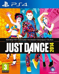 Let them dance the day away with Just Dance 2014 for the Wii U for It's also available on Xbox One, Wii, Playstation, & and Kinect for Xbox! Wii U, Nintendo Wii, Olly Murs, Robin Thicke, Wii Games, Xbox 360 Games, David Guetta, Toys R Us, Christina Aguilera