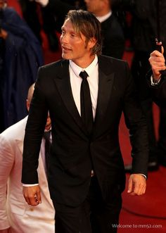 Mads Mikkelsen attends the Closing Ceremony during day ten of the 62nd Berlin International Film Festival at the Berlinale Palast on February 18, 2012 in Berlin, Germany.