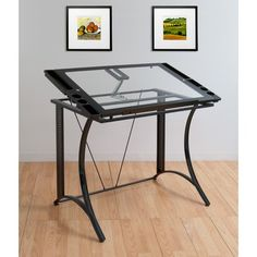 The Studio Designs Ponderosa Drafting Table Is A Stylish And Functional  Addition To Your Workplace.