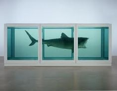 Damien Hirst - animal, decay, decompose, grow