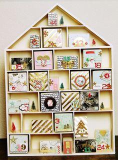 My Advent Calendar by celine navarro at @studio_calico