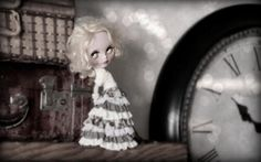 Blythe A Day ~ July 2014 ~ Day 11: TIME | Flickr - Photo Sharing!