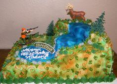hunters cake | Lynette's Cakes: Hunting Cake