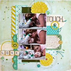 layout by practical scrapper audrey yeager