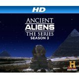 Ancient Aliens on amazon streaming