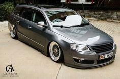 VW Passat 3C#BBS