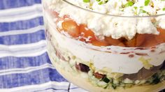 This Greek 7-Layer Dip Is Seven Layers Of Heaven  - Delish.com