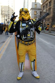 STEELERS fans are the best....just sayin'!!