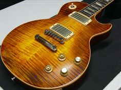 Gibson Les Paul Standard 2008 - Faded Tobacco Burst  LCPG-168 with Peter Green Mod & Upgrades