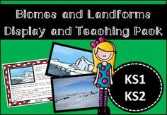 Exploring Biomes and Landforms in Geography... by Polly Puddleduck   Teachers Pay Teachers