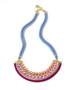 MUTRAH jewelry KESHET necklace