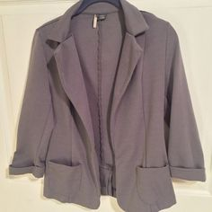 Sparkle & Fade blazer Stretchy soft blazer. Only worn a handful of times. Versatile and comfortable. A bit snug for a large (I'm normally a medium). Urban Outfitters Jackets & Coats Blazers