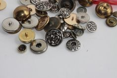 Button up! by Laurie Dietrich on Etsy