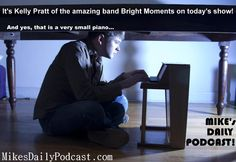 Listen to my interview with Bright Moments on today's show at http://MikesDailyPodcast.com