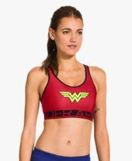 Sports Bras | High, Mid, & Low Impact | Under Armour | US Wonder Woman! Loved her as a kid.