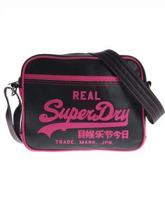 Superdry Alumni Mini Bag
