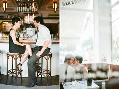 Greenpoint Brooklyn Engagement Session Featured on Brooklyn Bride.
