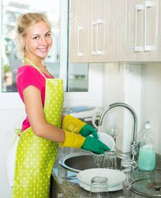 Latex Gloves, Rubber Gloves, Plastic Aprons, House Maid, Pvc Apron, Domestic Goddess, Rain Wear, Dress To Impress, Oilcloth