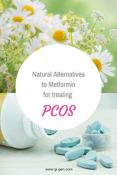 I've been researching alternatives, particularly natural alternatives to Metformin for treating PCOS and Metformin.