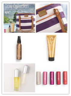 they are going to SELL OUT!! Get all this for only.. are you ready!? ONLY $99!!! Uplift eye serum alone is place your order before they are gone!!  Get a flawless glow from head to toe with this collection, which includes the Beachfront Self-Tanning Spray and Body Bronzer, Uplift Eye Serum, Lip Bonbons Tinted Lip Balm, and an EXCLUSIVE beach tote, FREE. #tanning #bodybronzer #bodymakeup