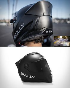Skully AR 1 | Smart Motorcycle Helmet