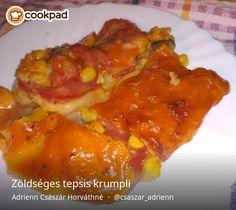 Zöldséges tepsis krumpli Meat, Chicken, Cooking, Food, Kitchen, Essen, Meals, Yemek, Brewing