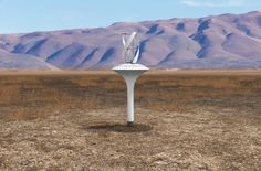 A new device dubbed Water Seer promises up to 11 gallons of clean drinking water each day, collected from the air using condensation and a simple wind turbine.