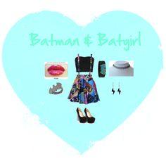 ~Batman & Batgirl~