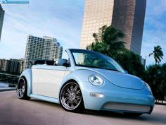 VirtualTuning VOLKSWAGEN New Beetle Cabrio by