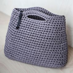 Dimgray handbag is available again! $35 plus shipping Production only 2-3 days. Click the link on top to order • • • • • #knitknotkiev #crochetbag bag #chunkyyarn #etsybags #creativityfound #petitejoys #pursuepretty #wandeleurspark #oneofthebunch #casual #prettylittlething #everydaybag