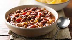 """chili con carne facile cookeo, un délicieux plat épicé d""""origine texane, pour votre famille. facile et rapide à realiser chez vous avec votre cookeo."""