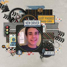 new driver - Scrapbook.com