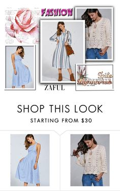 """""""Zaful I - 8"""" by red-rose-girl ❤ liked on Polyvore featuring zaful"""