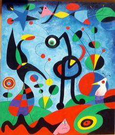 El jardín de Miró