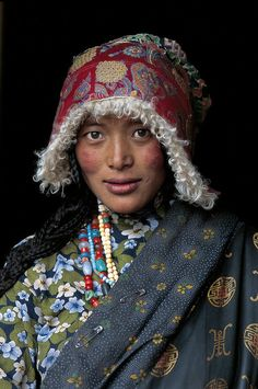 Portraits By Steve McCurry