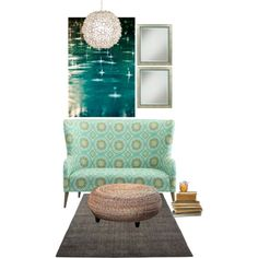Untitled #996 by kulta on Polyvore featuring interior, interiors, interior design, home, home decor, interior decorating, CB2, Worlds Away, Universal Lighting and Decor and Home